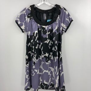 BGBG Maxazria NWT Women's XS Satin Floral Dress